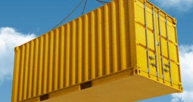 garde meubles container