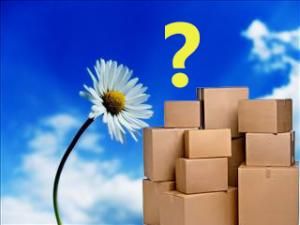 catégories de déménagements